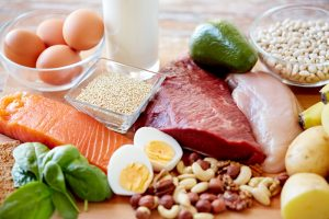Proteins for fat cutting